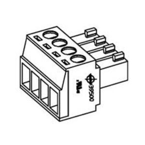 Woodhead 0395000011 Eurostyle Terminal Block, 3.50mm Pitch Horizontal Plug, 11 Circuit