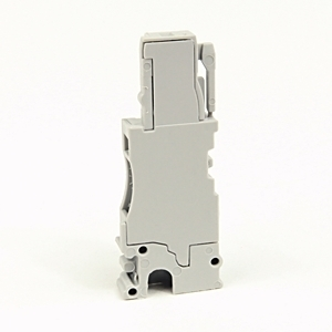 Allen-Bradley 1492-EBSTP Terminal Block, Ganged Connector, End Plug, Gray