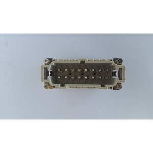 Mencom CNEM-16T CNE series, Male Rectangular Insert