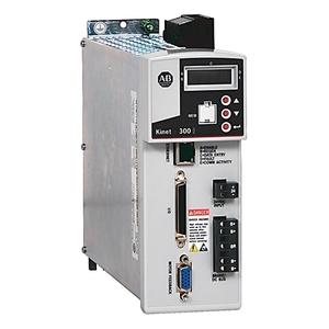 Allen-Bradley 2097-V33PR5 Drive, Servo, 120/240VAC, 1-Phase, 240VAC 3-Phase, 2.0kW, 11.3A