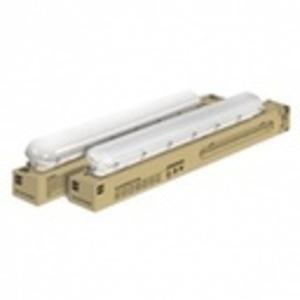 ASD Lighting ASD-LVP4N3140MHE LED 4' VaporProof Fixture, 31W, 3410 Lumen, 4000K, 100-277V
