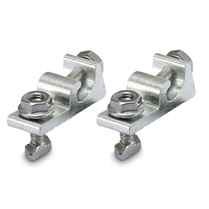 IronRidge GD-LUG-003 KIT 2PCS GROUNDING LUG LOW PROFILE