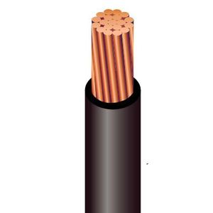Advanced Digital Cable 310-5000FT PV Photovoltaic Cable, 2kV Rated, 10 AWG, Black, 5000'