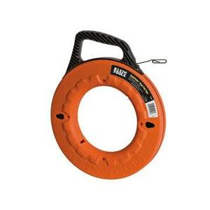 Klein 56003 Fish Tape, High Strength, Depth finder, 125'