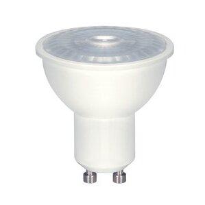 Satco S9382 6.5 watt; LED MR16 LED; 2700K; 40' beam spread; GU10 base; 120 volts
