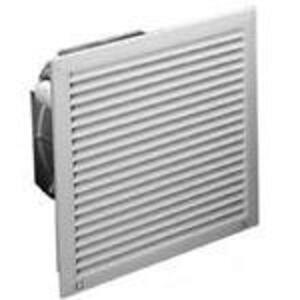 """Hoffman HF0516414 HF Side Mount Filter Fan, 5"""""""
