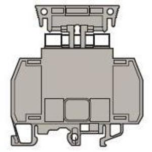 ABB Entrelec 011537805 Terminal Block, Fuse Holder, 16mm, Type: M 10/16.SFL, Gray