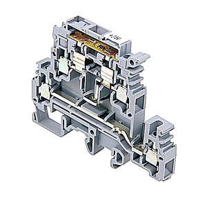 ABB Entrelec 011565002 Fuse Holder Terminal Block, Type: M 4/8.D2.SFDJ