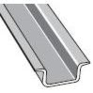ABB Entrelec 016850012 DIN Rail, Symetrical, Solid, 32mm x 15mm, 2m Long, Steel