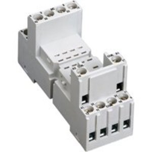 ABB Entrelec 1SVR405651R1000 Relay, Socket, 14 Blade, CR-M Series