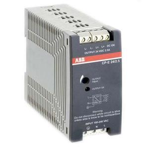 ABB Entrelec 1SVR427031R0000 Power Supply. 1.25A, 24VDC, Output, 100-240VAC Input