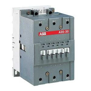 ABB A110-30-11-84 Contactor, 110A, 3P, 600VAC, IEC, 120VAC Coil