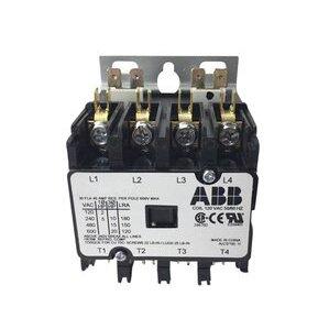 ABB DP30C4P-C 30A, 4P, Definite Purpose Contactor