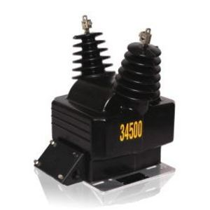ABB E-7526A63G02 Outdoor Voltage Transformer, 24940/14400GY, Primary, 120:1 Winding