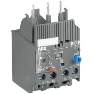 ABB EF19-18.9 5.7 - 18.9 Amp, Electronic Overload Relay