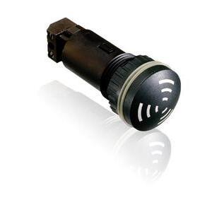 ABB KB1-4110 Buzzer 24V AC/DC, Pulsating, Black