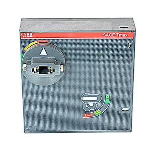 ABB KT6VD-M Breaker, Molded Case, Variable Depth, Rotary Mechanism, for T6