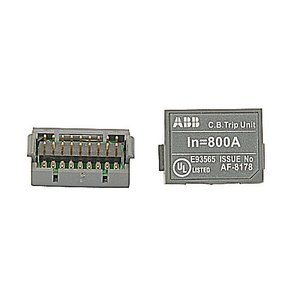 ABB KT7X0800RP Rating Plug In=800a T7-t7m-x1