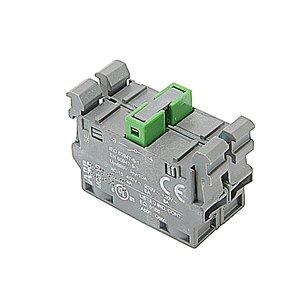 ABB MCB-20 22mm Contact Block, 2 N.O., Modular
