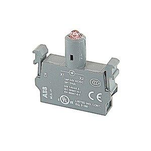 ABB MLBL-01R Modular LED Block, 12V DC, Red