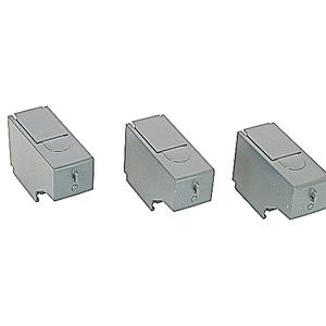 ABB OSS160GG1S/3 Terminal Shroud, 3 1-Pole, Short Type
