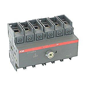 ABB OT100F6 6p Sw 100a Nf Ul98
