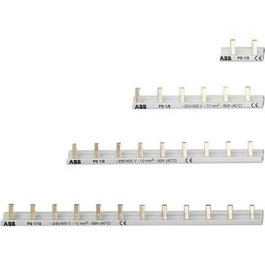ABB PS2/58SP Mini Circuit Breaker Busbar, 2 Phase, 58P, 63A