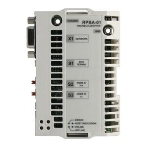 ABB RPBA-01 ProfiBus-DP Adapter, ACS550, ACS800