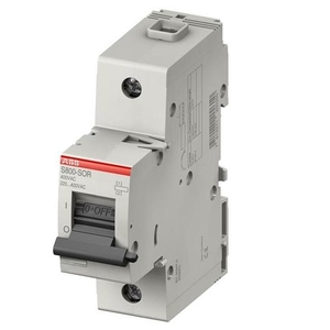 ABB S2C-A2U Breaker, Miniature, Add on,110-415V Shunt Trip S200 Series