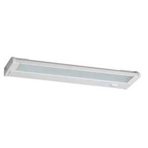 "AFX (American Fluorescent) NXL120WH Linkable Undercabinet Light, Xenon, 8"", 20W, 120V, White"