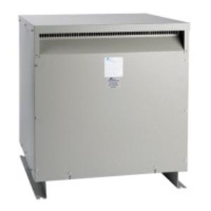 Acme GP123000S Transformer, Dry Type, Distribution, 3KVA, 277/480 - 208/277, 1PH