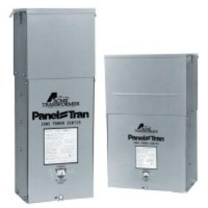 Acme PT061150015LS Power Center, 15KVA, 480VAC Primary, 120/240VAC