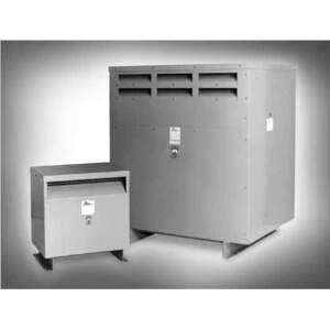 Acme T2A527131 Autotransformer, Dry Type, 150/120KVA, 600/480 - 480/380VAC, 3PH