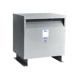 Acme T2A795523S Transformer, 30KVA, 3P, 380DeltaV, 220Y/127V, Isolation
