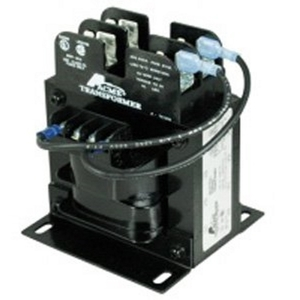 Acme TB81003 Transformer, 250VA, 220/440/550 Primary Volt, 90/110 Secondary Volt
