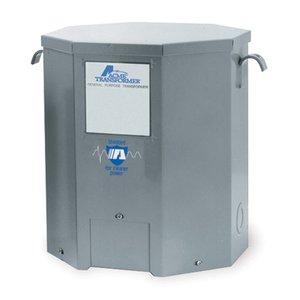Acme TF252794S Transformer, Dry Type, Distribution, 7.5KVA, Multi Volt, 1PH, NEMA 3R