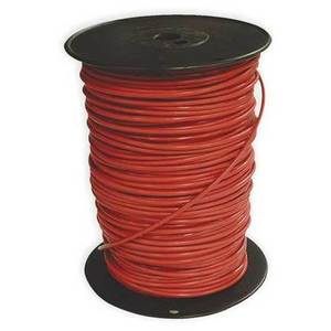 Advanced Digital Cable 3102NPV-RED PV Photovoltaic Cable, 2kV Rated, 10 AWG, Red