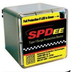 Advanced Protection Technologies S50A120V3Y 208Y/120V 3PH, 4W