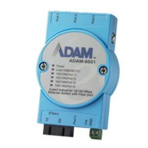 Advantech ADAM-6521-BE ADVT ADAM-6521-BE 4-PORT 10/100M +1
