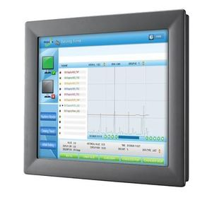 "Advantech C-GEX010-TPC1782-1 Operator Interface, i3 Touch, 17"" Touchscreen, 24VDC, 4GB DDR3LMemory"