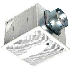 Air King E130DG Exhaust Fan, Dual Speed, Motion Sensing