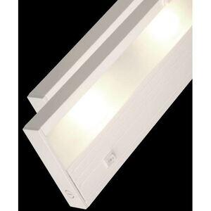 Alkco ECOX8 Xenon Undercabinet Light, 1 Light, 18W