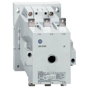 Allen-Bradley 100-D115D11 Contactor, IEC, 115A, 3P, 230VAC Coil, 1NO/NC