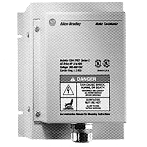 Allen-Bradley 1204-TFB2 Terminator, for Powerflex  2HP Drives (1.5kW) and Up