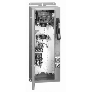 Allen-Bradley 1232-DNB-A2L-26R-HUB Pump Panel, NEMA 3, 480VAC Coil, 3R, Enclosure, E1 Overload Relay