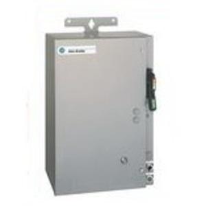 Allen-Bradley 1232X-ENB-A1M-27R Pump Panel, NEMA 4, 135A, 480VAC Coil, Disconnect Switch, NEMA 3R