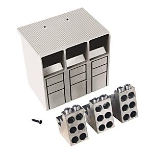 Allen-Bradley 140G-H-MTL63 Breaker, Molded Case, H Frame, Terminal Lugs, 6 x 14-2AWG