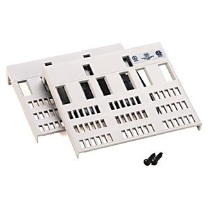 """Allen-Bradley 140G-H-TC3L Breaker, Molded Case, Terminal Cover, H Frame, 3P, 0.08"""" Height"""