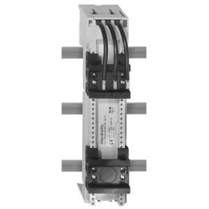 Allen-Bradley 141A-GS45RR25 Busbar Modules, with Wires - Short Length, 200mm Tail, 32A, 45mm