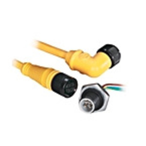 Allen-Bradley 1492-ACAB010C69 Cable, Pre-wired, 22 AWG, 20 Cond., Shielded, 1.0m, (3.28')